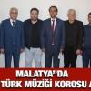 Banazı Türk Müziği Korosu Kuruldu
