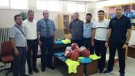 Konak Belediye Spor Yönetiminden İlköğretim Okuluna destek