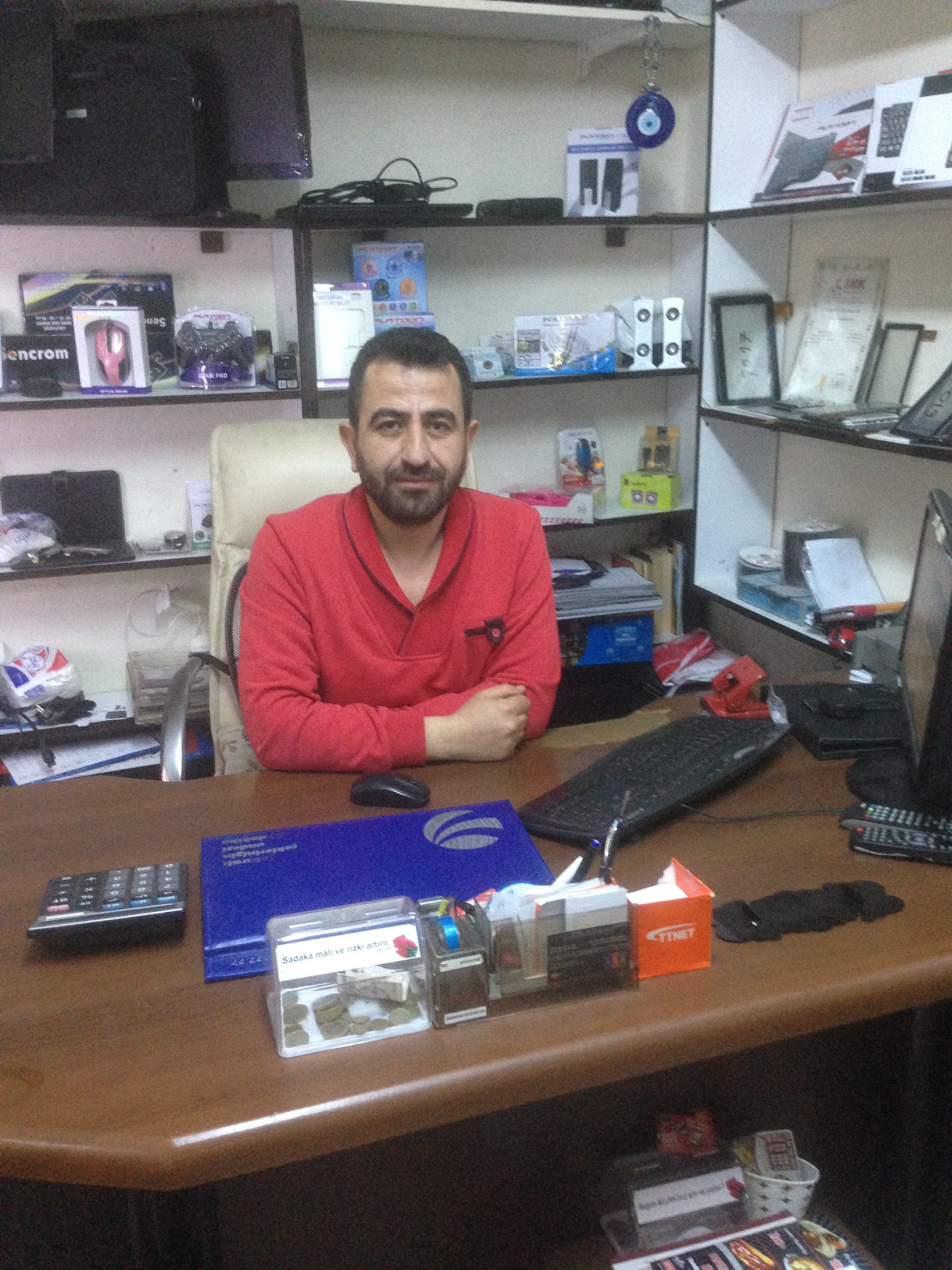 Ahmet IŞILDAK : KONAKDER YÖNETİM KURULU  BAŞKANI